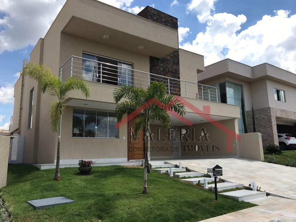 Sobrado Condomínio Jardins Valencia Goiânia