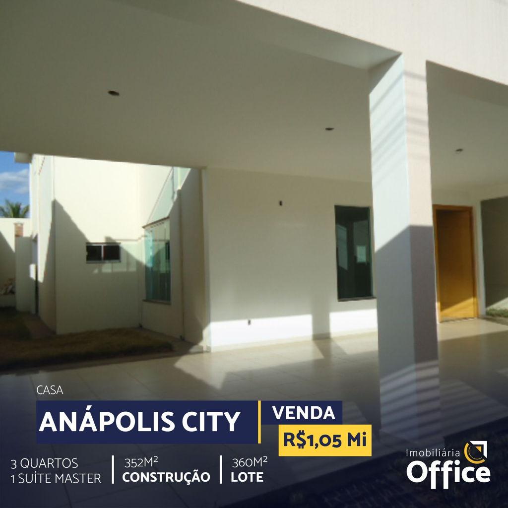 Anápolis City