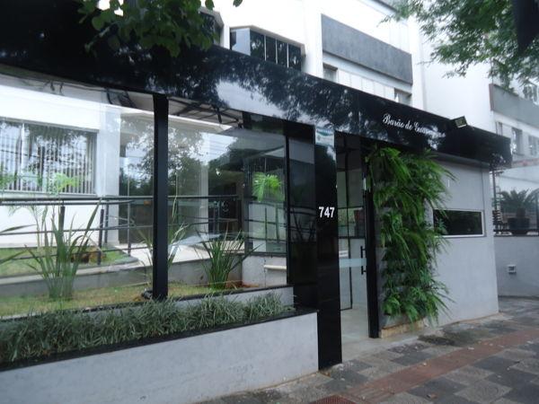 Edifício Residencial Barão Guarauna