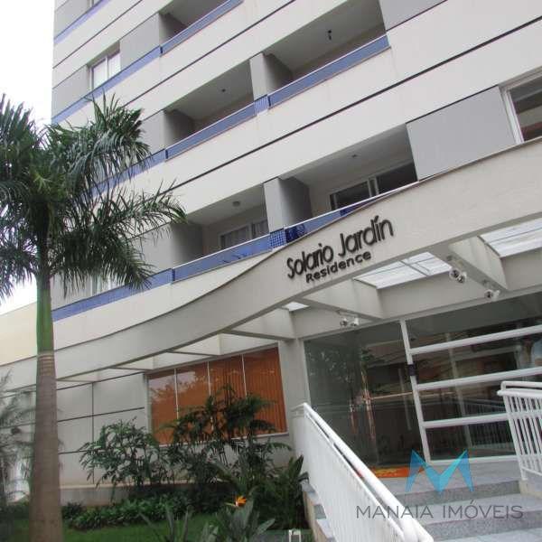 Edifício Solario Jardin Residence