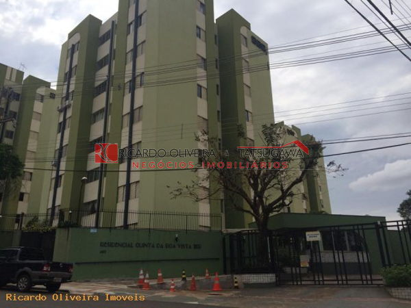 Edifício Quinta Da Boa Vista Iii B